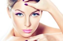 Некачественный макияж