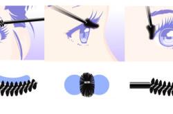 Тушь с эффектом перманентной завивки ресниц