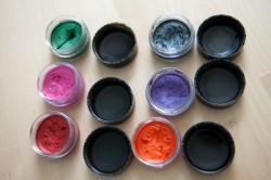 Акварельные краски для макияжа