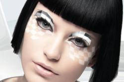 Футуристический макияж