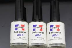 Дебондер - средство для снятия нарощенных ресниц