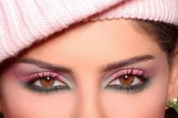 Светло-карие глаза - признак осеннего цветотипа