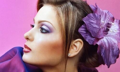 Применение силиконовой основы под макияж