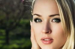 Смоки айс для блондинок