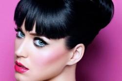 Вечерний макияж для брюнеток с голубыми глазами