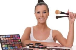 Нанесение основы для макияжа