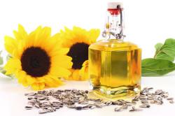 Растительное масло для восстановления ресниц