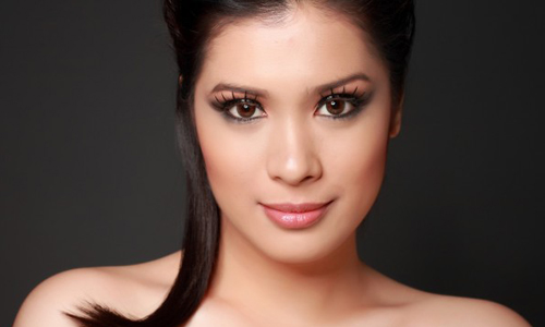 Увеличение глаз при помощи макияжа