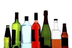 Запрет на прием алкоголя перед процедурой