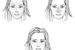 Линии удаления макияжа