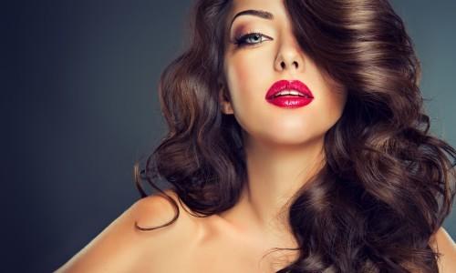 Эффектный макияж для брюнеток