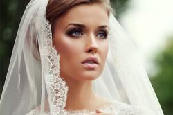 Макияж для невесты в классическом стиле