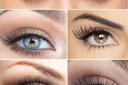 Варианты макияжа для маленьких глаз