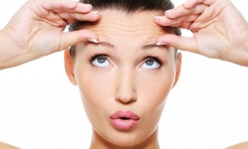 Большие глаза без применения макияжа