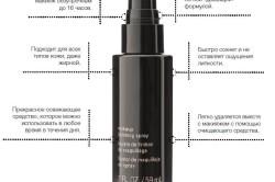 Преимущества фиксатора макияжа