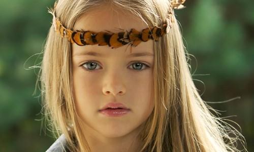 Актуальность детского макияжа